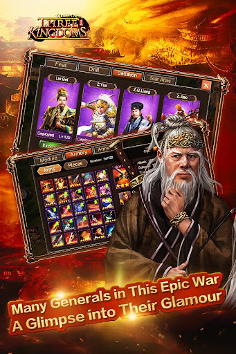 Clash of Three Kingdoms screenshot 2