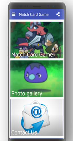 Match Card Game screenshot 1