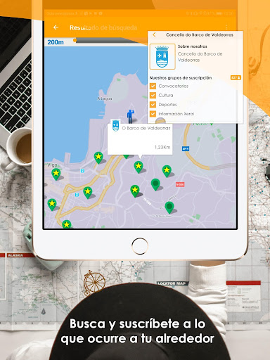 TokApp - Communication with town halls & entities screenshot 9