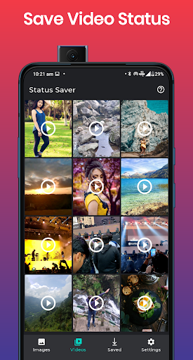 Status Saver & Status Downloader screenshot 2