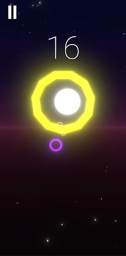 New Game Tap 2020! Space Rings Ball screenshot 3