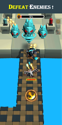 Dragon Hero 3D screenshot 1