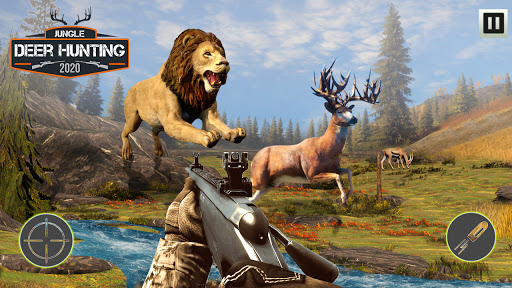 Jungle Deer Hunting screenshot 1