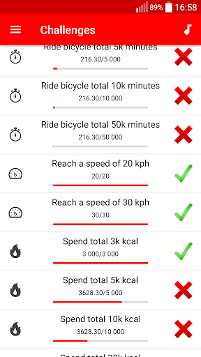 Cycling - Bike Tracker screenshot 7