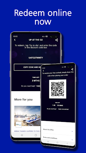 Discount Tickets, Spa Vouchers & more: O2 Priority screenshot 8