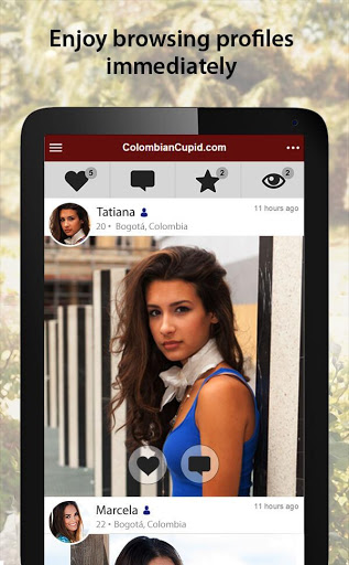 ColombianCupid - Colombian Dating App screenshot 10