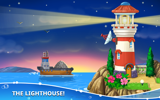 Game Island. Kids Games for Boys. Build House screenshot 21