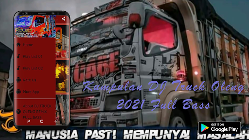 Kumpulan DJ Truck Oleng 2021 Full Bass screenshot 1