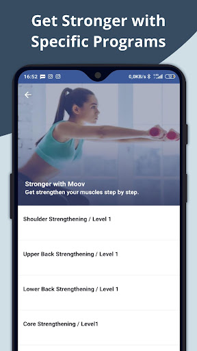 Exercises for Back, Neck and Posture screenshot 5
