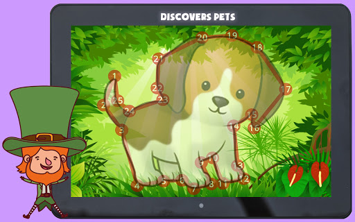 Connect the Dots - Animals screenshot 11