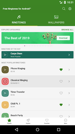 Free Ringtones for Android screenshot 7