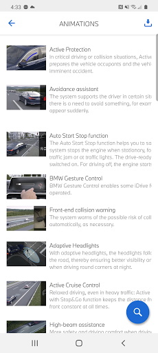 BMW Driver's Guide screenshot 5