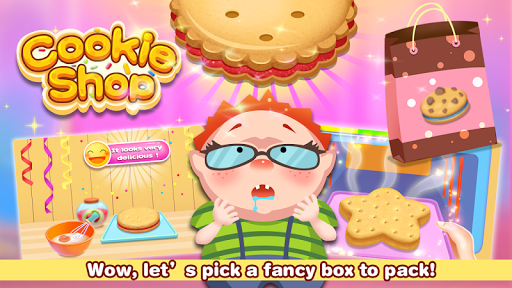🍪🍪Cookie Shop screenshot 22