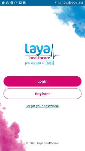 Laya App screenshot 1
