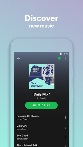 Spotify Lite screenshot 3