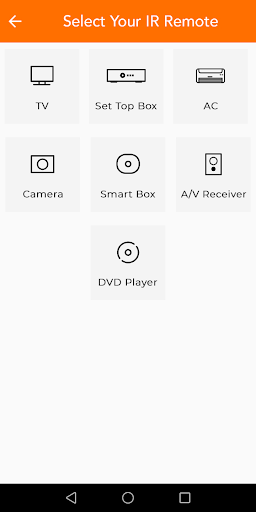 Remote control TV AC Universal all devices screenshot 1