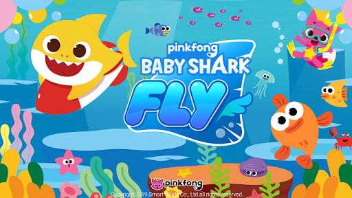 Baby Shark FLY screenshot 1