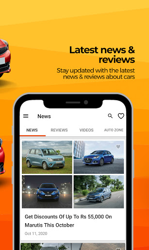 CarDekho: Buy/Sell New & Second-Hand Cars, Prices screenshot 5