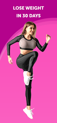 FitHer: Workout for women screenshot 1