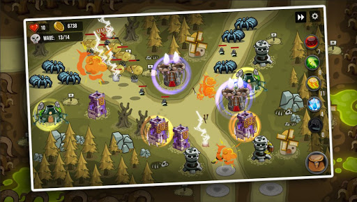 Tower Defense Reloaded screenshot 3