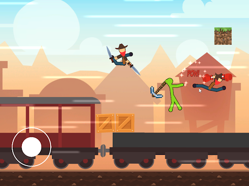 Stickman Fight Supreme Warriors screenshot 14