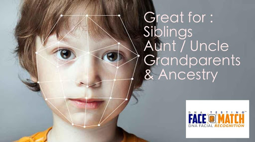 Are you related? Affordable Face DNA Photo App screenshot 1