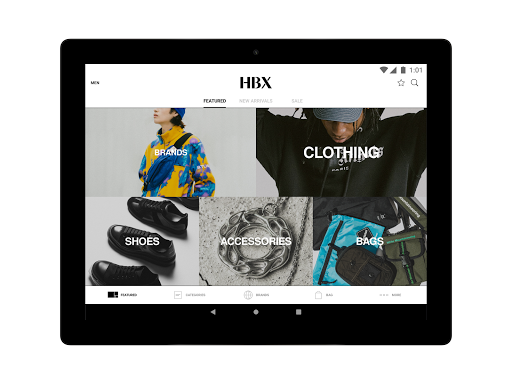 HBX | Shop Latest Fashion & Clothing screenshot 7