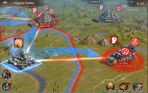 Z Day: Hearts of Heroes | MMO Strategy War screenshot 8