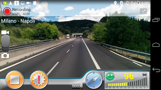 AutoGuard Dash Cam screenshot 4