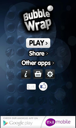 Bubble Game - Stress Relief screenshot 1