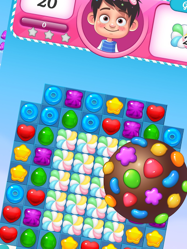 Candy Fever Saga screenshot 4