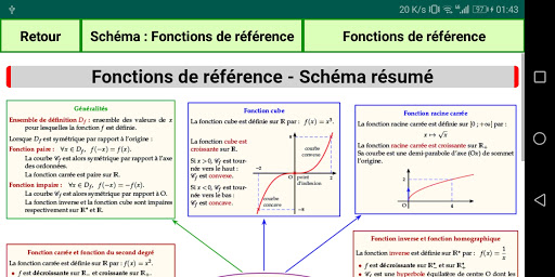 Maths Seconde screenshot 22