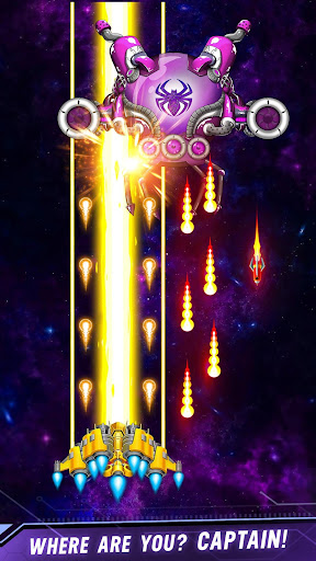 Space shooter screenshot 2