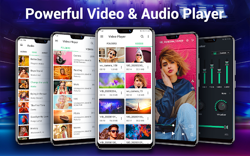 Video Player & Media Player All Format screenshot 13