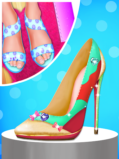 Superstar Fashion Stylist Dress up screenshot 5