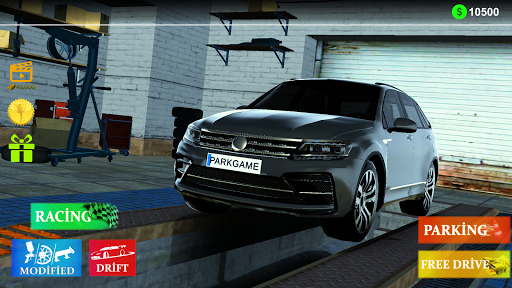 Tiguan Driving&Parking&Racing Simulator 2021 screenshot 1