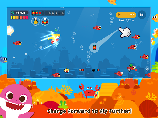 Baby Shark FLY screenshot 15