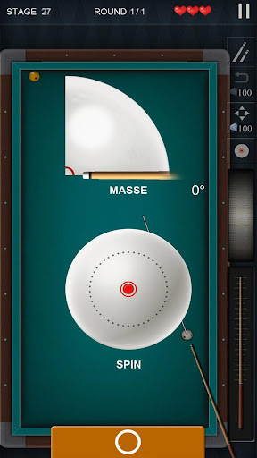 Pro Billiards 3balls 4balls screenshot 2