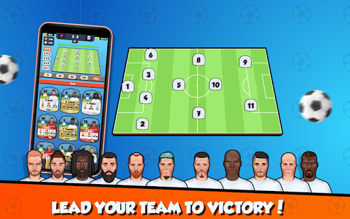 Idle Soccer Tycoon screenshot 10