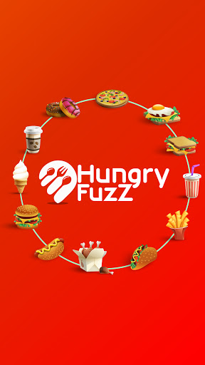 Hungryfuzz Food Order   Online Delivery App screenshot 1