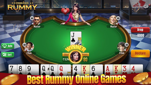 Indian Rummy Comfun-13 Cards Rummy Game Online screenshot 1