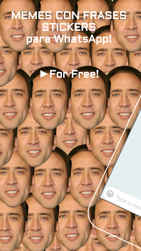 Funny Memes Stickers for WAStickerApps screenshot 1
