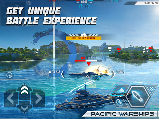 Pacific Warships screenshot 8