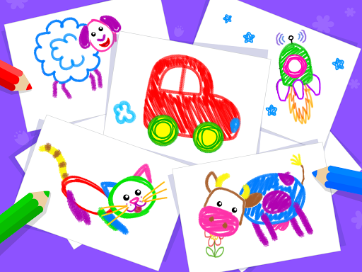 Toddler Drawing Academy🎓 Coloring Games for Kids screenshot 15
