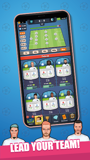 Idle Soccer Tycoon screenshot 2