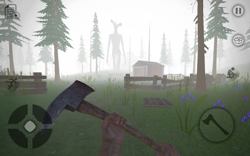 SCP Pipe Head Forest Survival screenshot 1