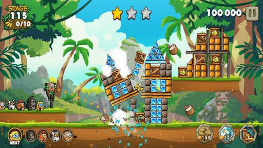 Catapult Quest screenshot 2