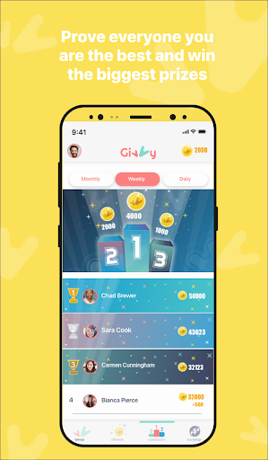 Earn money for Free with Givvy! screenshot 5