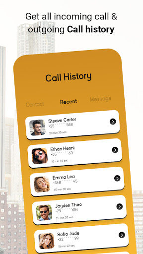 Call History Of Any Number screenshot 5