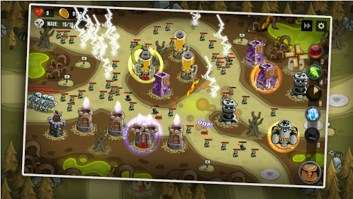 Tower Defense Reloaded screenshot 5